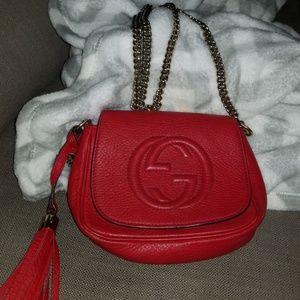 "Gucci ""Soho bag with chain"""